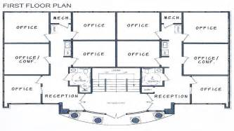 building floor plans small commercial office building plans commercial building