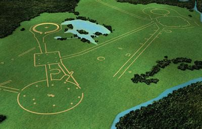 newark american indian mounds the eighth wonder of the