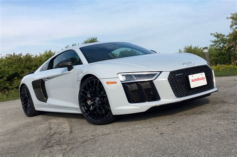 Price Of Audi R8 V10 by 2017 Audi R8 V10 Plus Review Autoguide News