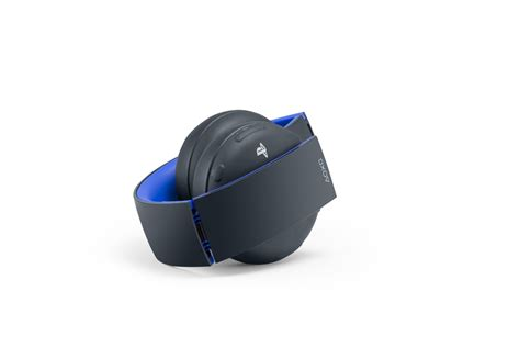Sony Gold Wireless Headset sony official gold wireless headset review ps4 home