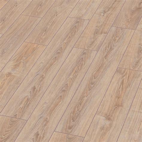 Kronotex Exquisite Whitewashed Oak Laminate Flooring