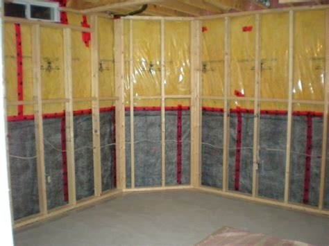 how to insulate basement walls properly basement basement insulation