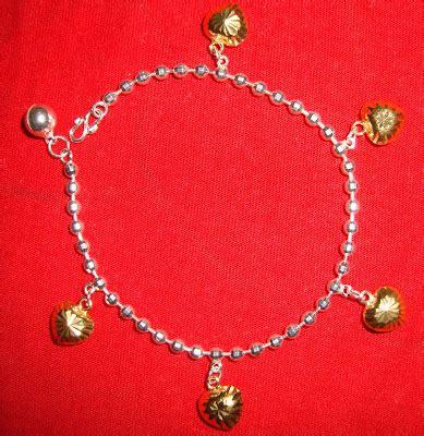 Gelang Bracelet Perak Silver 925 Lapis Emas Kombi 3d Asli Original 5 ilham fawwaz enterprise gelang silver celup emas
