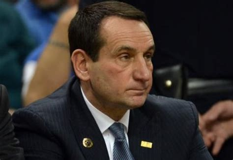 couch k coach k does not dye his hair larry brown sports