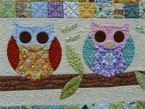Owl Baby Quilts you to see owl baby quilt by kgapud