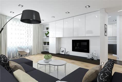 Salon Tv Moderne by Salon Moderne Blanc Quels Meubles Et D 233 Co Pour Le R 233 Ussir