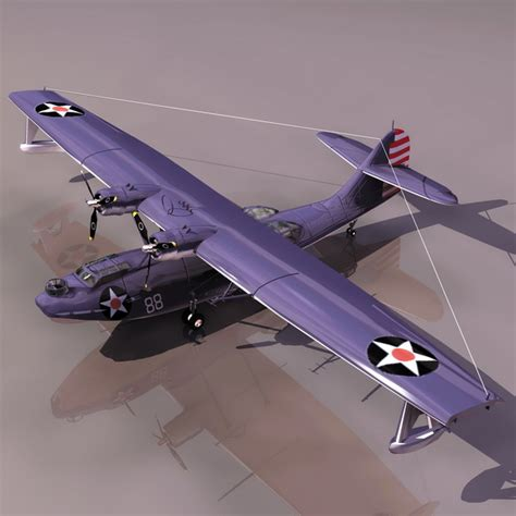 flying boat software pby catalina flying boat 3d model 3ds files free download
