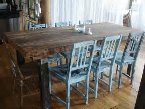 Rustic Dining Room Furniture Photos Hgtv
