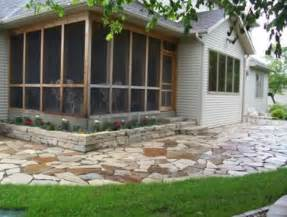 Screened Patios by Screened Porch Ideas Landscaping Network