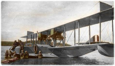 flying boat ww1 usnas in cork ireland during ww1