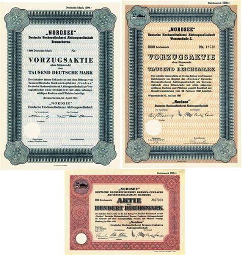 deutsche bank cuxhaven hwph ag historische wertpapiere nordsee deutsche