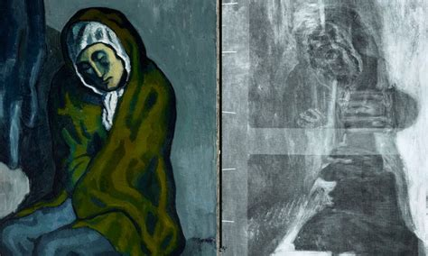 picasso paintings recovered quot la mis 233 reuse accroupie quot and other masterpieces of pablo