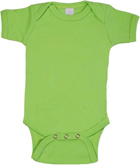 orange onesies for babies lime green bodysuit sleeve baby n toddler