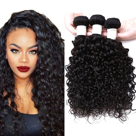 sewin curly hair wet wave popular sew in weave hair wet and wavy buy cheap sew in