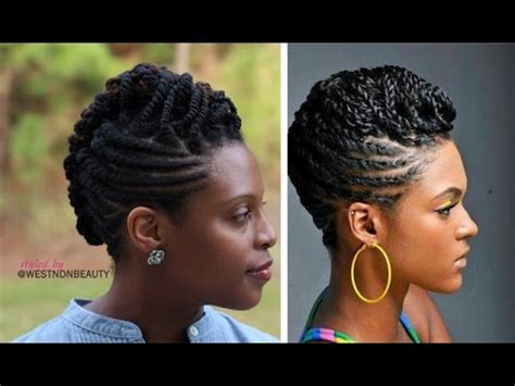 styled by westndnbeauty| twist, roll, & braid natural hair
