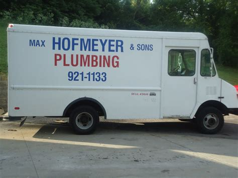 Plumbing Repairs Cincinnati by Max Hofmeyer Sons Inc Cincinnati Oh 45238 Angies List