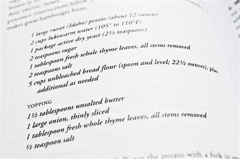recette cuisine en anglais ingr 233 dients am 233 ricains et 233 quivalences transatlantiques
