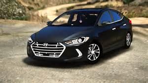 13 Hyundai Elantra 2017 Hyundai Elantra Limited Gta5 Mods