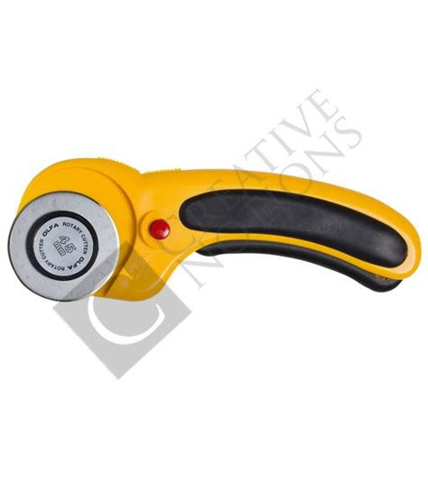 Rotary Cutter Olfa 45mm 45mm rotary cutter olfa deluxe handle rotary cutter