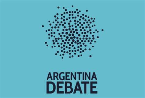 argentina debate argentina debate ya confirmaron todos los candidatos