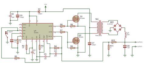 Rc 188 Senter Charge Listrik 12v 24v to 230v smps inverter