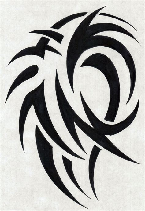 tattoo stencil for men tribal stencils designs www imgkid the