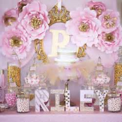 and gold baby shower decorations shimmering pink and gold baby shower baby shower ideas