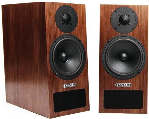 audio solutions pmc twenty 22 bookshelf speakers