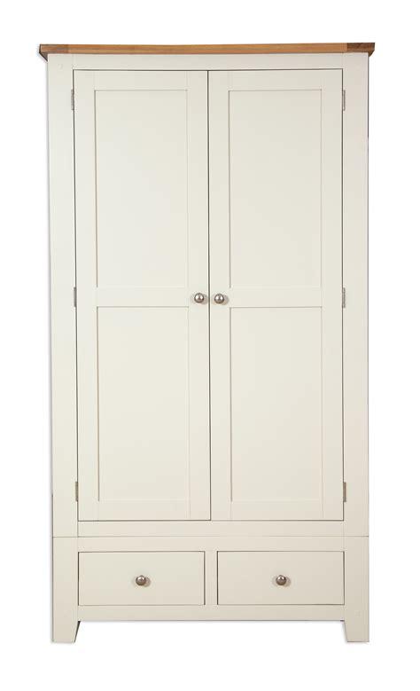 melbourne ivory 2 door 2 drawer wardrobe home max furniture