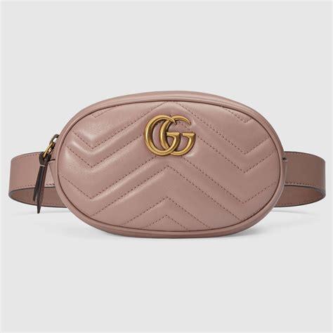 Tas Wanita Gxcci Marmont Matelasse gg marmont matelass 233 leather belt bag gucci s belt