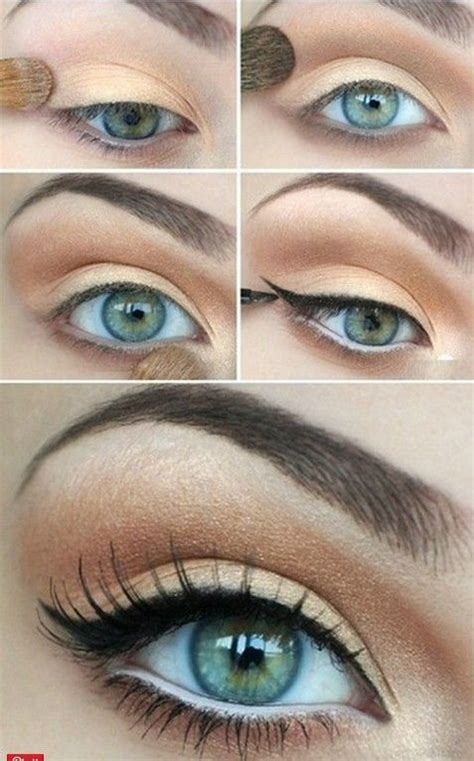 natural makeup tutorial for blue eyes pinterest the world s catalog of ideas