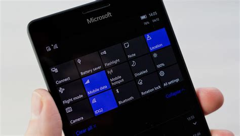 windows 10 mobile first wave to be available on lumia 640 microsoft releases windows 10 mobile build 15254 369 with