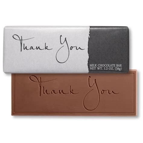 thank you letter chocolate gift thank you chocolate bar chocolate gifts hrdirect