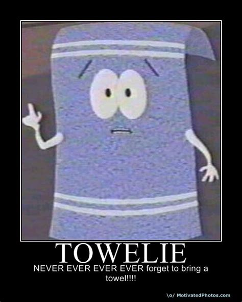 Towelie Meme - south park towelie quotes quotesgram
