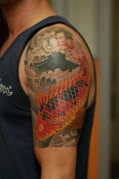 62 jaw dropping shoulder tattoos for your next design