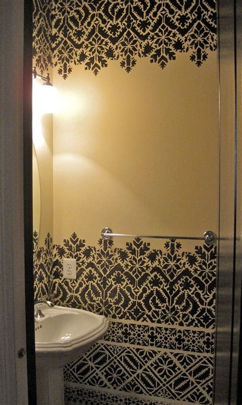 best moroccan inspired wallpaper design ideas remodel top 25 best stencils for walls ideas on pinterest wall
