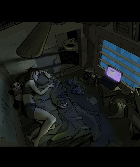cyberpunk bedroom by julxart deviantart com on deviantart room shot by sc4v3ng3r on deviantart cyberpunk locations