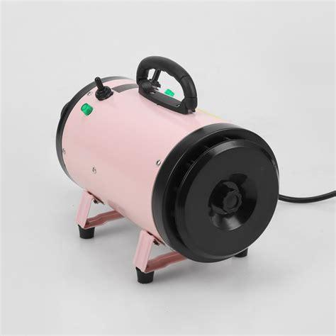 Hair Dryer Machine Ebay pink black 2800w portable cat pet grooming hair dryer