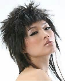 spiky shoulder length hairstyles for ponytail hairstyles 2012 spiky bob hairstyle