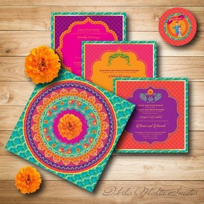 Wedding Invitation Card India by 25 Best Ideas About Indian Wedding Cards On