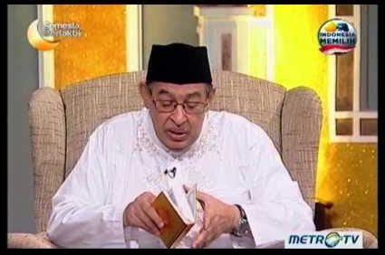 Dijamin Buku 10 Pilihan Bagi Anda Dr Macdonald pernyataan quraish shihab rasulullah tak dijamin masuk surga yang jadi kontroversi