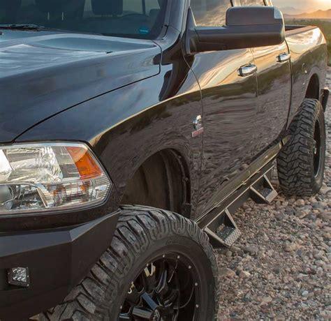 2015 Dodge Durango Side Steps by Ram Rt Steps 2010 2015 Ram Crew Cab Ici Step Bars