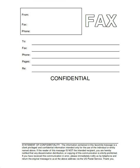 fax cover letter word template fax cover letter pdf 2017 letter and format corner