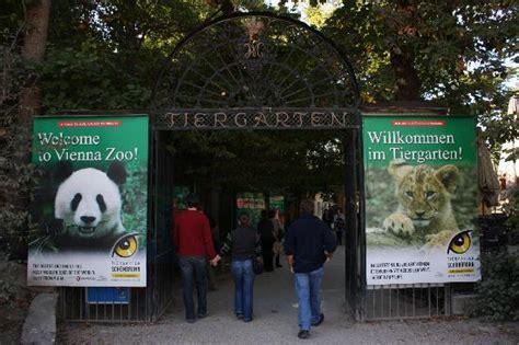 giardino zoologico vienna entrance picture of tiergarten schoenbrunn zoo vienna