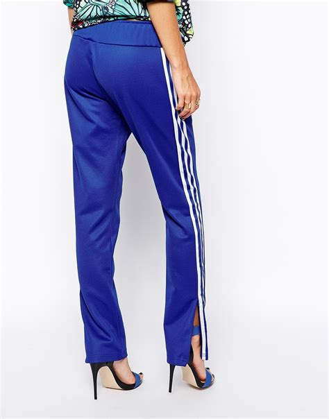 Stripes Sweatpants adidas sweatpants blue stripes thehsteadfactory co uk