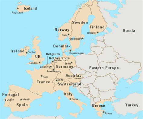 map uk to italy maps update 11661132 tourist map of europe map of