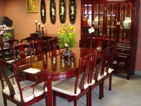 Chinese Dining Room Furniture by Rosewood Longlife Oval Dining Set Rosewood Dining