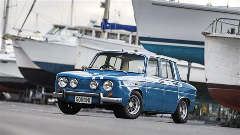 renault gordini r8 the of gordini