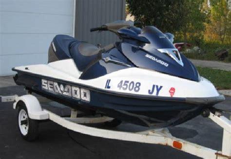 3 seat jet ski 2006 seadoo gtx 3 seater jetski trailer 2000 home