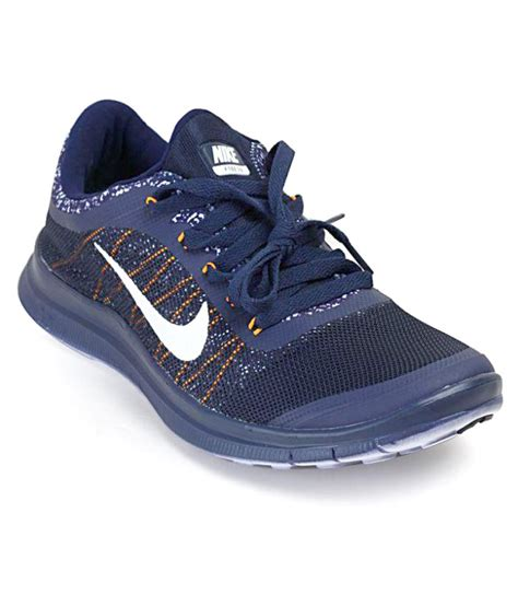 nike free run 3 0 navy running shoes available at snapdeal